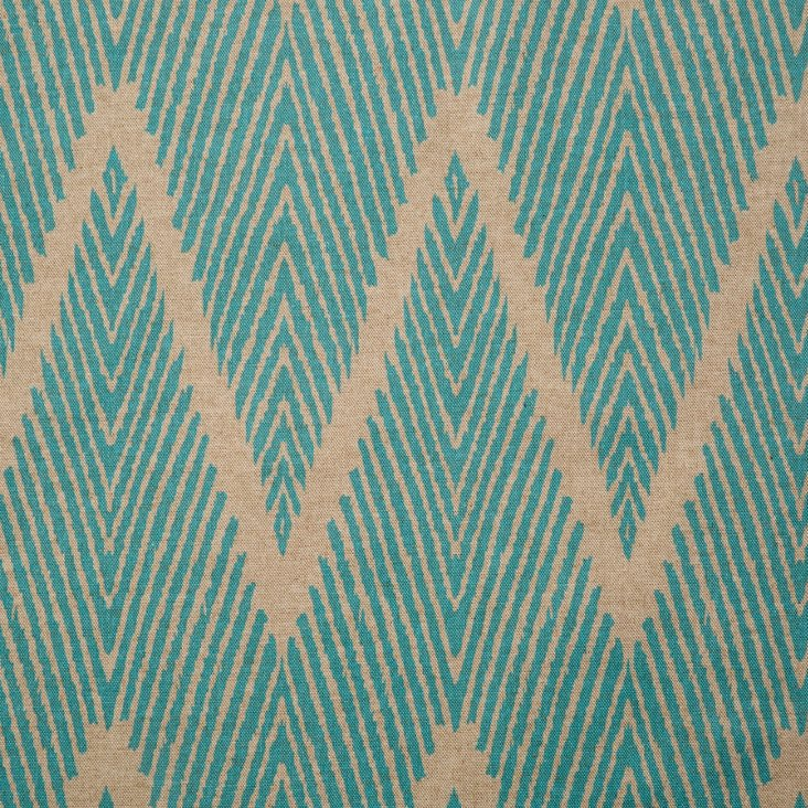 Bali Cotton Fabric, Peacock Blue