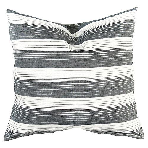 26x26 Throw Pillow, Cortina Nerro