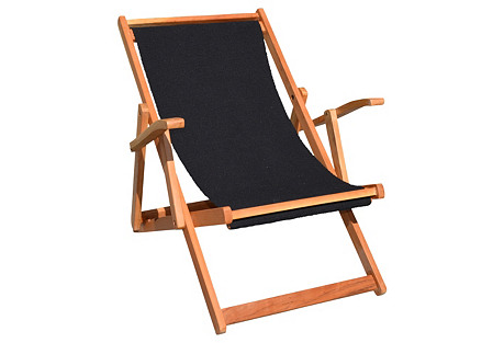 Wanderlust Chair, Black