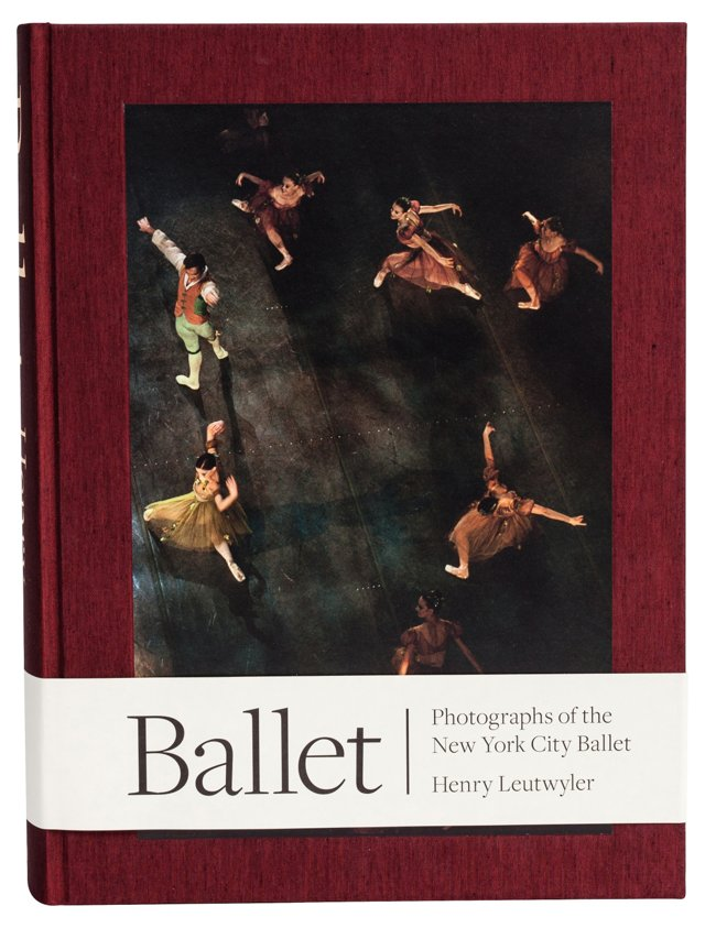 Ballet w/ Limited-Edition Print, Signed