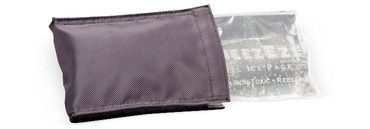 S/2 Ice Packs & Covers, Slate