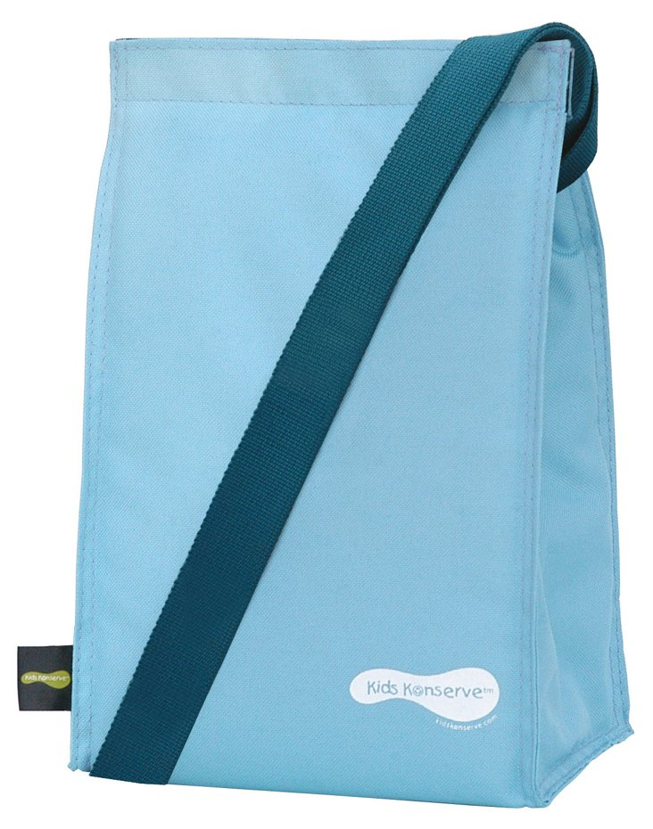 Insulated Lunch Sack, Sky