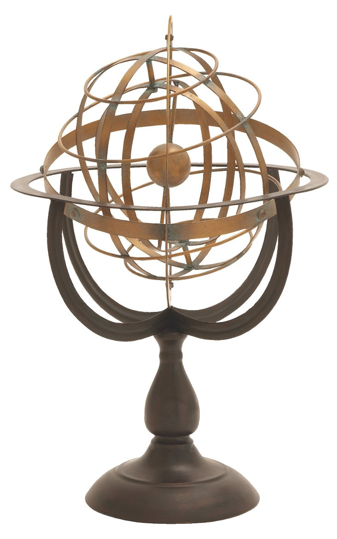 "22"" Armillary Sphere"