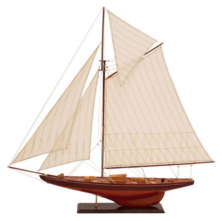 "51"" Tradewinds Ship Model"
