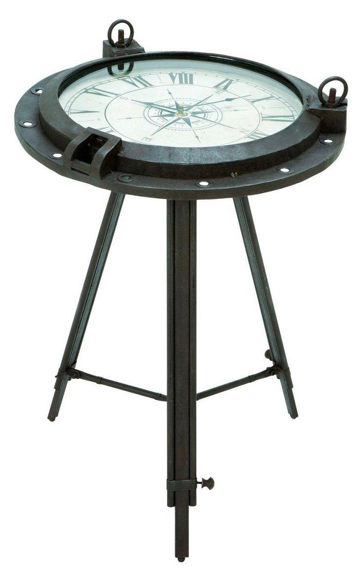 Black Clock Table