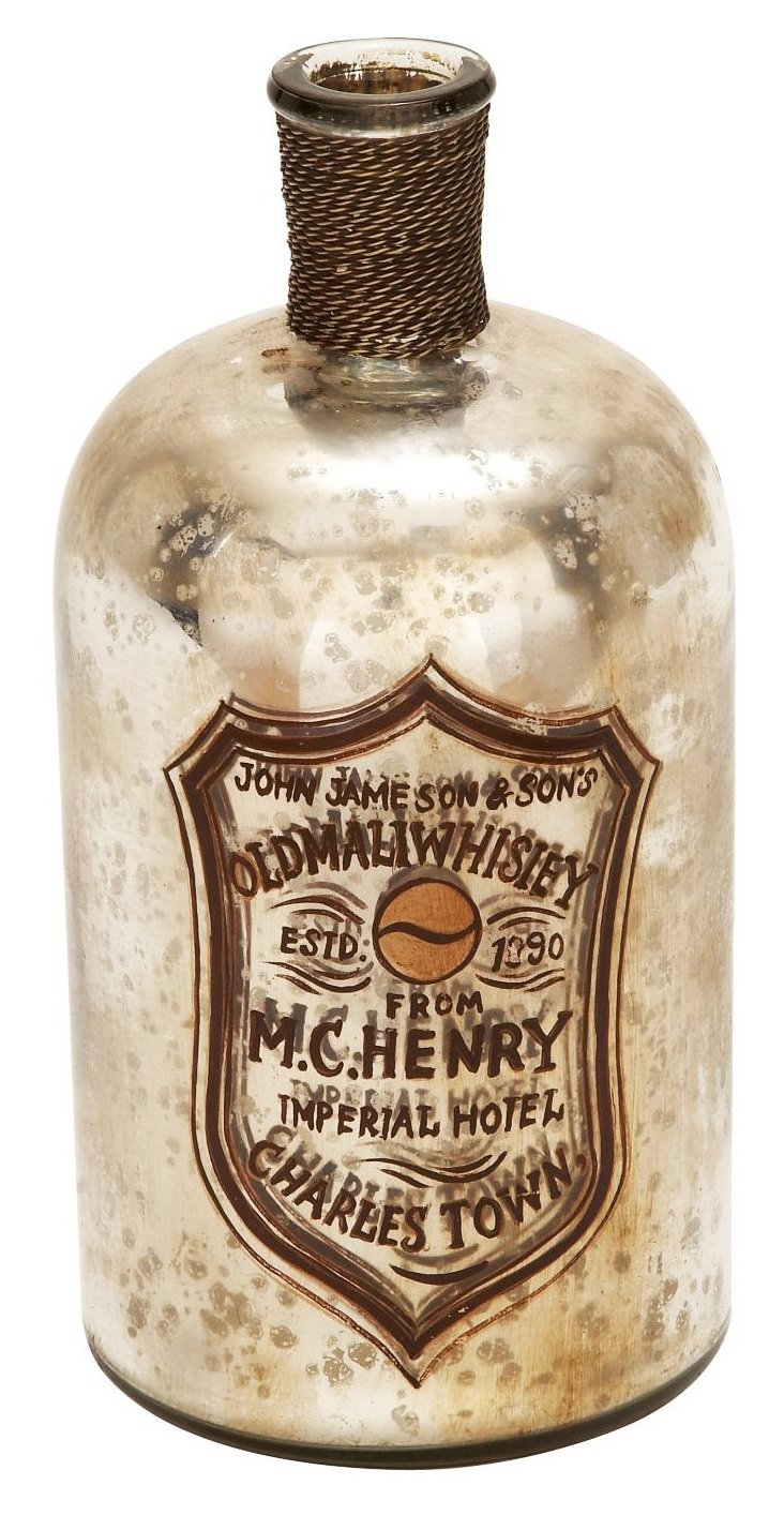 "10"" Whiskey Bottle"
