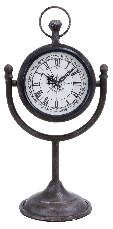 Rotating Table Clock