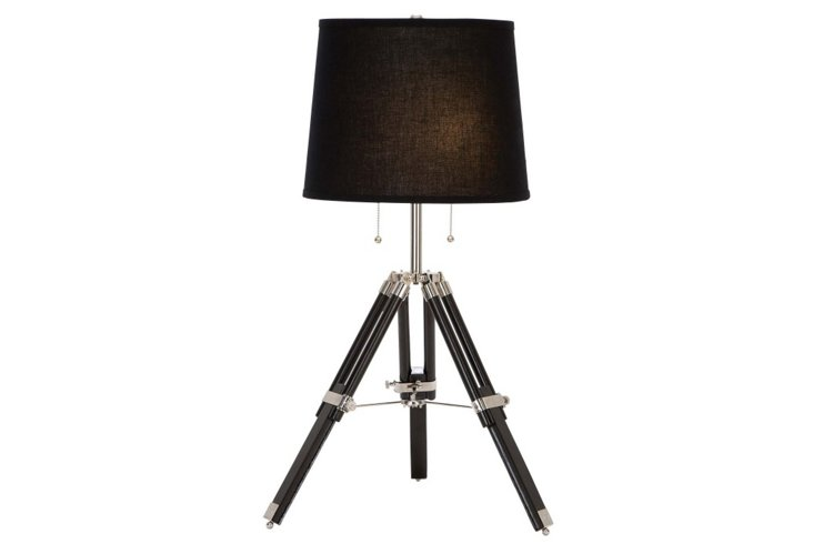 Tri-pod Table Lamp