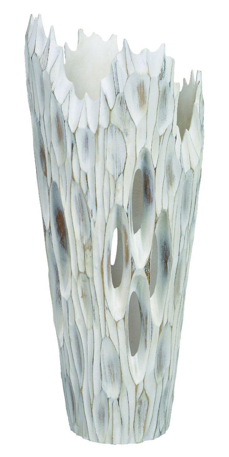 """18"""" Cavernous Vase"""