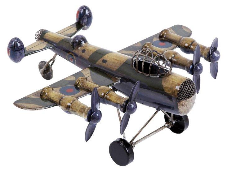 """10"""" Propeller Plane"""