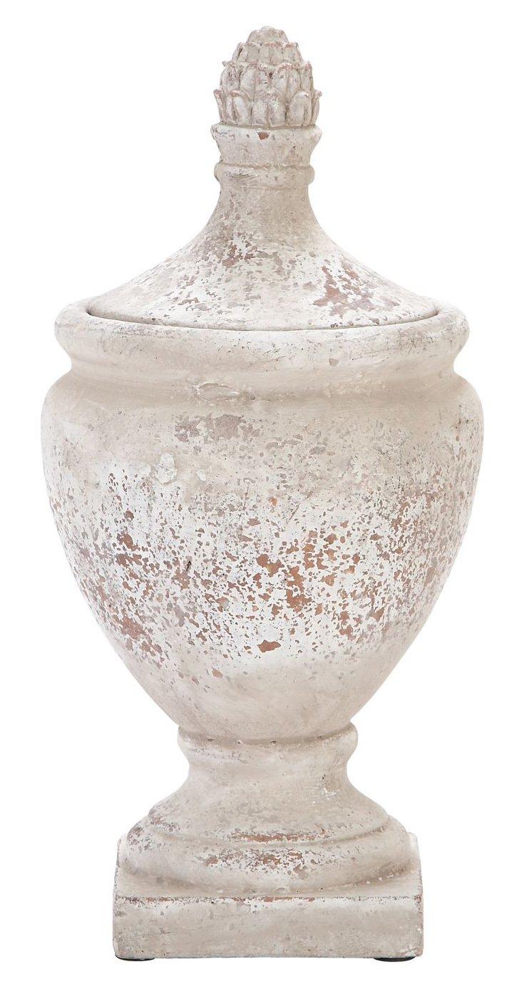 "16"" Conifer Jar"
