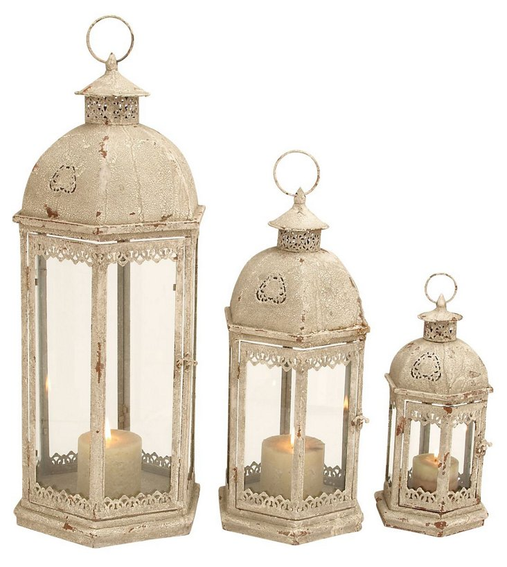 Lovely Lanterns, Asst. of 3