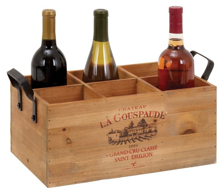"17"" Chateau Crate"