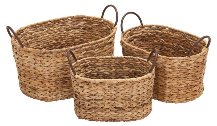 Pasture Baskets, Asst. of 3