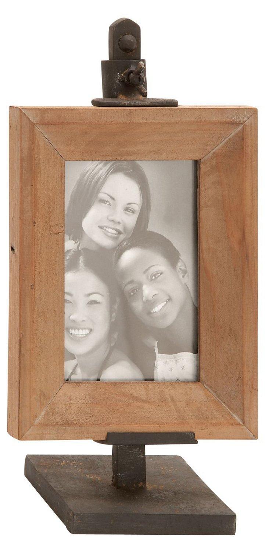 "12"" Easel Frame, Brown"