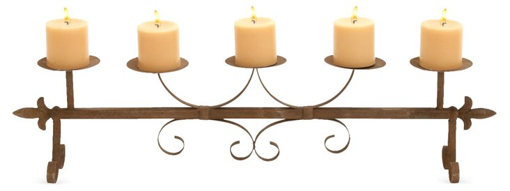 """34"""" Casa Candleholder"""