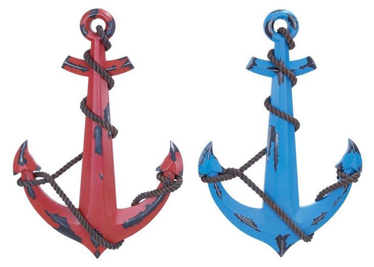 """16"""" Anchors, Asst. of 2"""