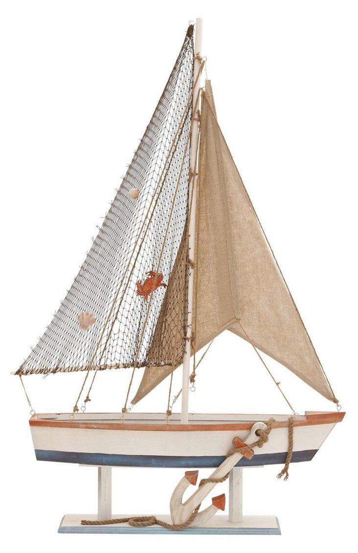 "43"" Crabbing Boat"