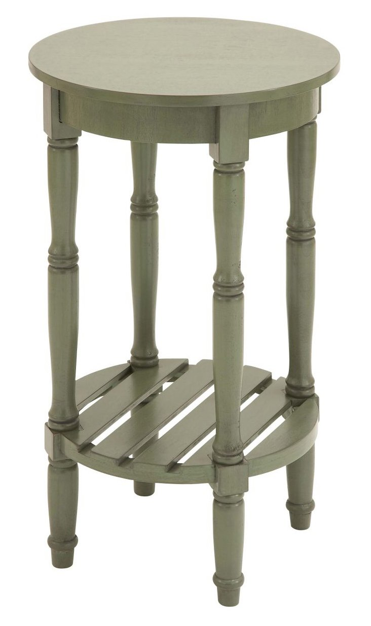 Molly Side Table, Olive