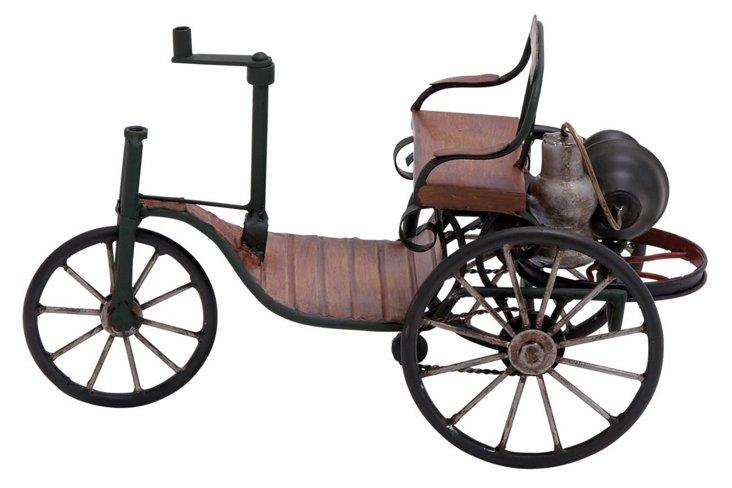 Metal Tricycle Objet