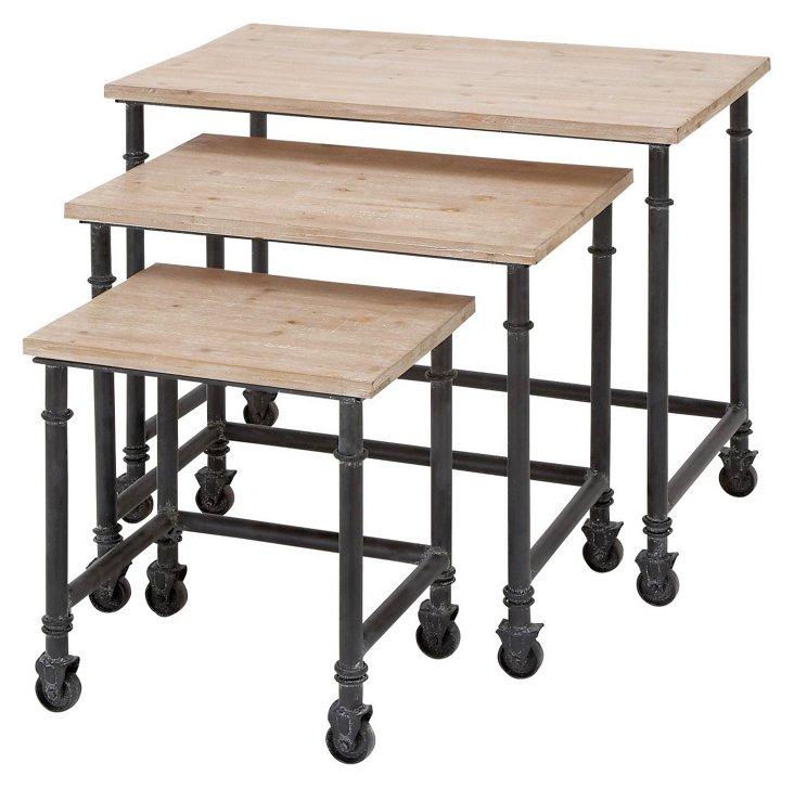 Gillian Nesting Tables, Set of 3