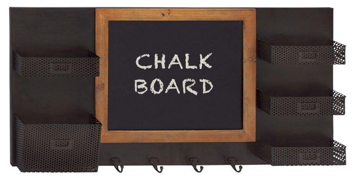 """40"""" Chalkboard Hook"""