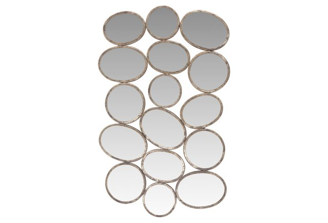 Multicircle Wall Mirror