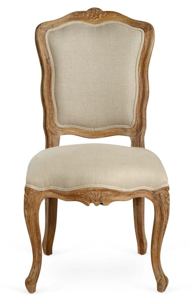 Nye Side Chair, Oatmeal