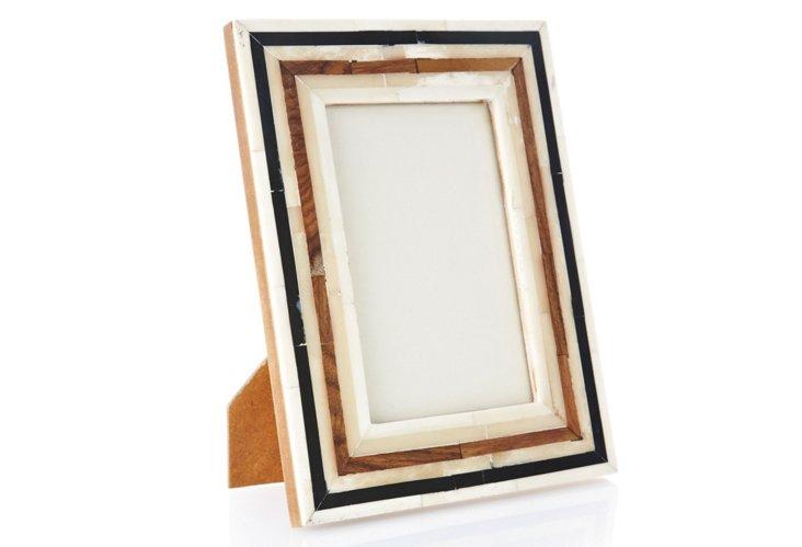 Sheesham Frame, Striped, 4x6