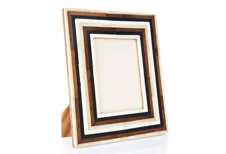 Sheesham Striped Frame, 5x7