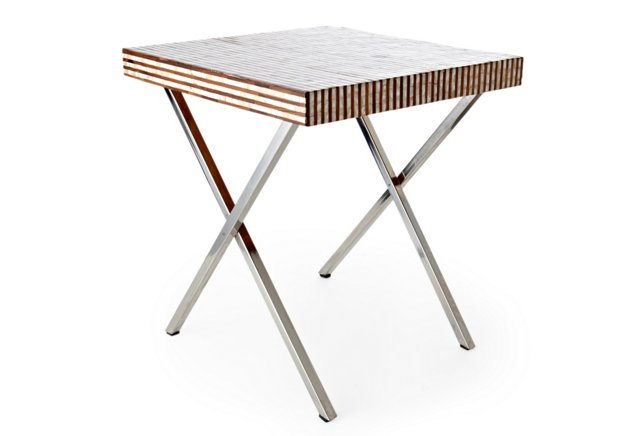Lola Stripes Table