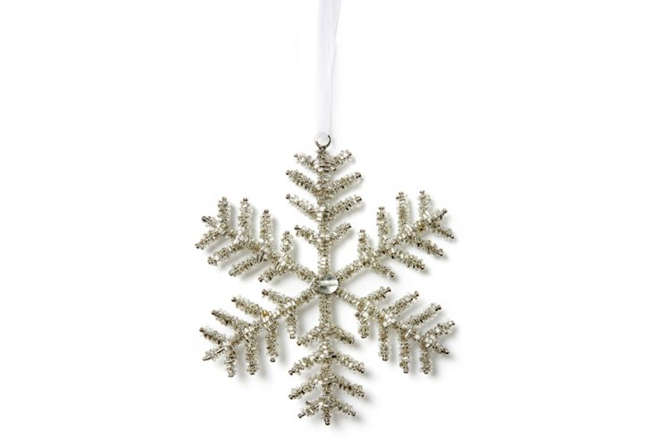S/2 Silver Snowflakes, Blitzen