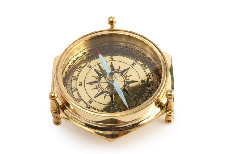 Hexagonal Compass