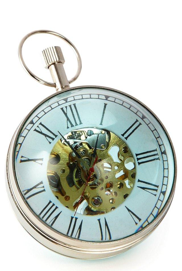 Clock Paperweight