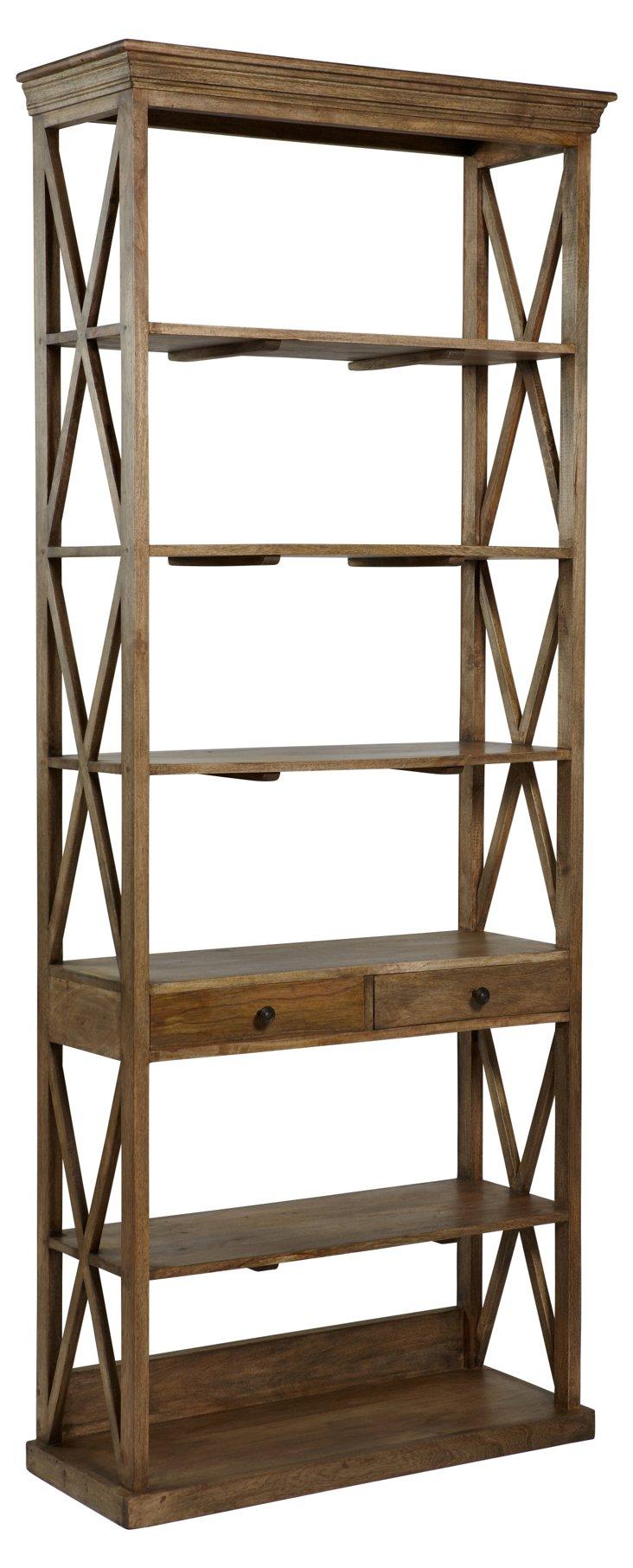 Charmine Bookcase