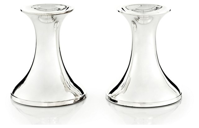 S/2 Yvonne Candle Stands