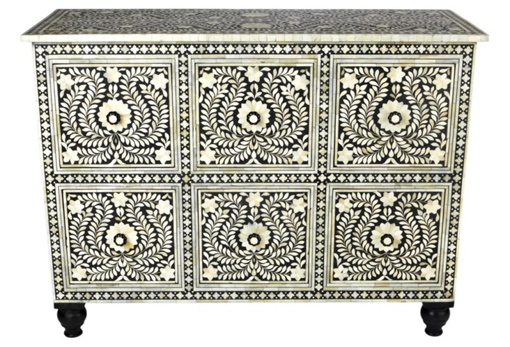 Swift Bone Inlay Sideboard