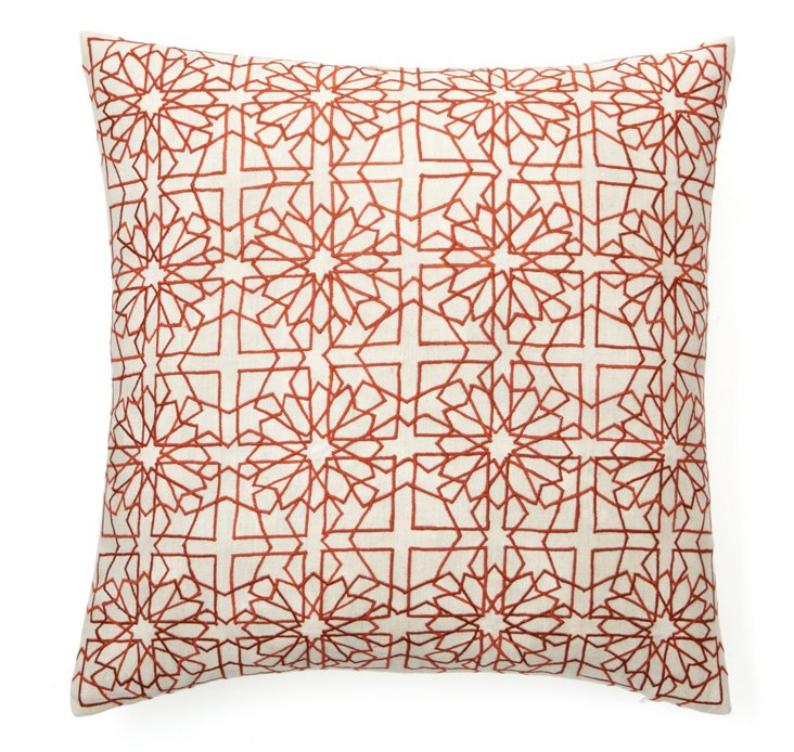 20x20 Square Zouak Pillow