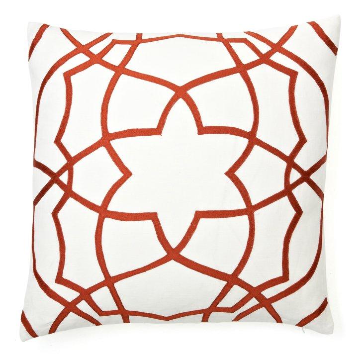 20x20 Square Zillgis Pillow