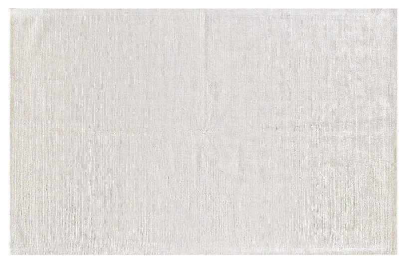 Powell Rug, White