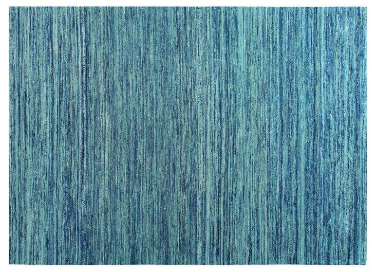 Myron Rug, Blue