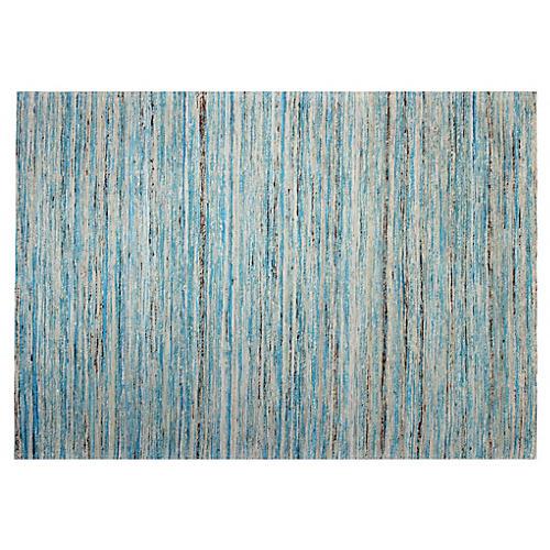 Bastia Rug, Light Blue