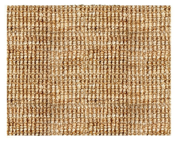 8' x 10' Monarch Jute Rug, Beige