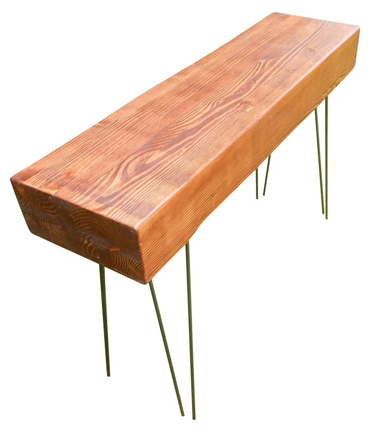 Laminated Douglas Fir Table