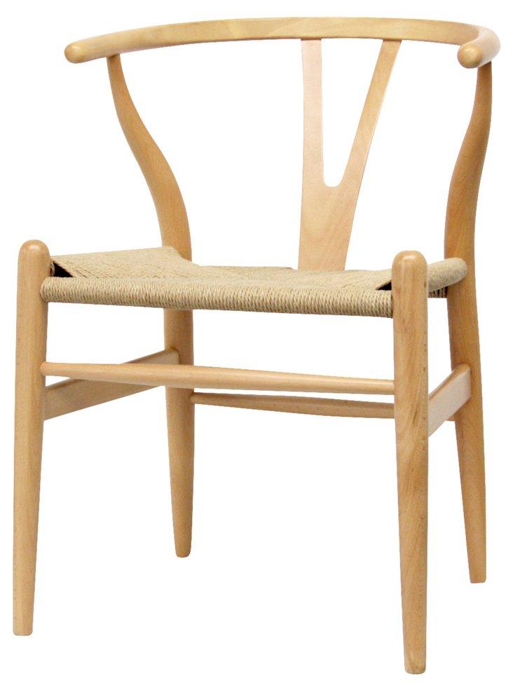 DNU, IK-Alden Chair, Natural