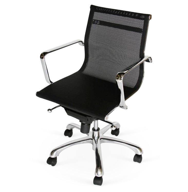 Jackson Mesh Office Chair, Black