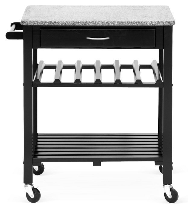 Cassidy Modern Kitchen Cart
