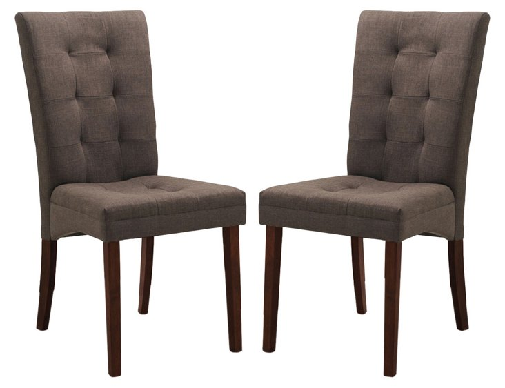 DNU, O-Cocoa Anne Dining Chair