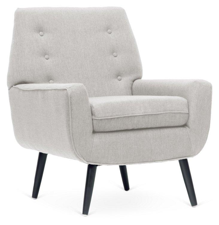 Radcliff Accent Chair, Beige