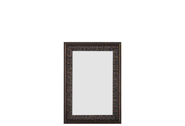 Smoky Leaves Frame, 4x6, Bronze